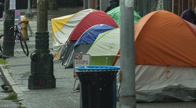 """Criminalizing Poverty Won't """"Solve"""" Homelessness"""