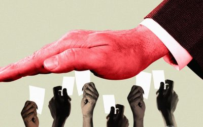 Propagating Racism: Voter Suppression and Mass Incarceration